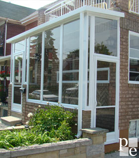 Porch Enclosure Options Toronto And Greater Toronto